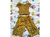 Girl 2 years DPAM outfit