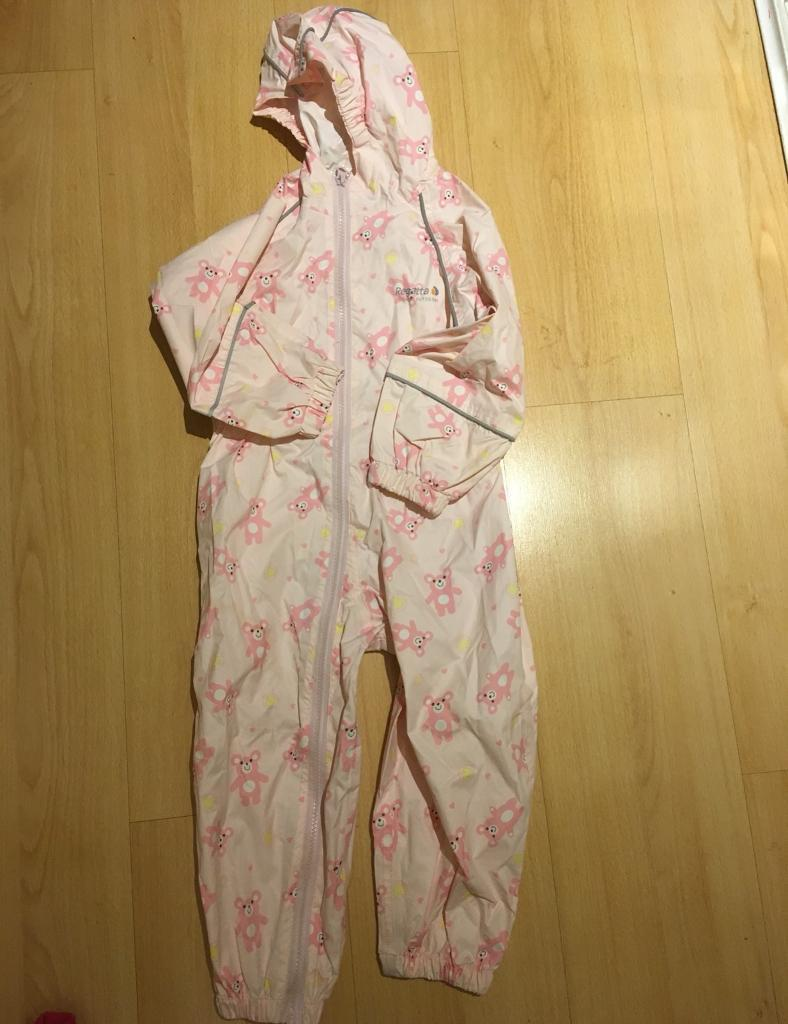 Girls outdoor suits 24-36 months