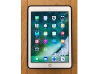 iPad Air 2, Gold, 64GB and iPad Air 2 Smart Case