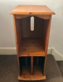 SOLID PINE UNIT - good condition. Use as is or upcycle. Great quality.