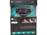 Logitech HD Pro Webcam C920/Web Camera