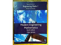 Modern Engineering Mathematics - Glyn James, 4th Edition Bristol Uni