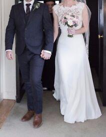 Pronovias Tacey Wedding Dress size 8