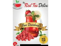 Red Tea Detox - Weight loss / Dieting Program - Free sample on our website!