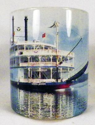 General Jackson Showboat Mug Paddlewheel Riverboat Nashville Attraction