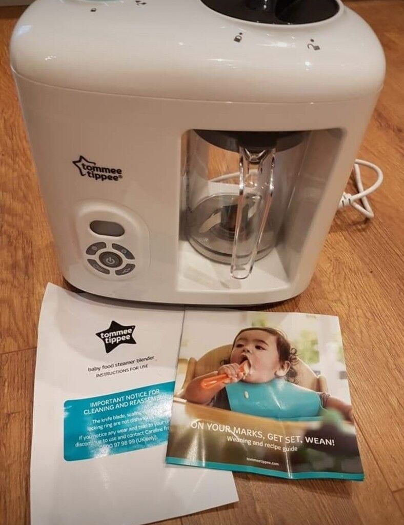Tommee Tippee Baby Food Steamer Blender Hardly Used In Marsden West Yorkshire Gumtree