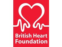 Volunteers needed to help British Heart Foundation with flyer distribution
