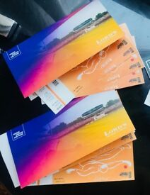 England vs India , 2nd Test , Day 1 , two Adult tickets of Mound Stand.