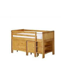 M&S children's bed and 3 wardrobe deliverable