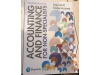 Accounting and finance for non-specialists 11 edition Peter Atrill