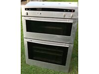 NEFF - ELECTRIC DOUBLE OVEN