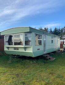 Static caravan 2 bedroom