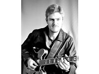 Professional Guitar Lessons - South West London (Jazz, Blues, and other styles)