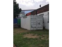 20ft Container Storage Rental - Harrow - Central Location - 24/7 Access - CCTV