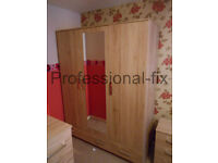 Flat pack furniture assembly. Small jobs around the home. Peterborough area.
