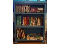 Kids IKEA library unit