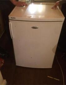 Whirpool under cabinet fridge