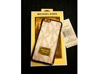 Genuine Michael Kors Cover Case fits iPhone 6 /6s