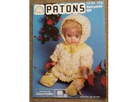 knitting patterns 80p each + 1.20 postage all sorts