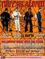 Halloween Night with THE STARS - Tribute Show