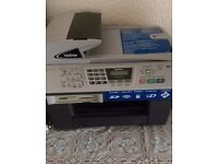 BROTHER MFC-5840CN Colour printer not working
