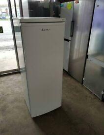 Freestanding White A+ Class LEC Fridge Freezer In Good Working Order