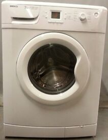 Beko Washing Machine WME7267(W)/Fs18543, 3 months warranty, delivery available in Devon/Cornwall