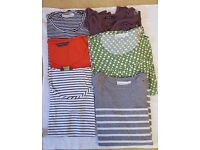 Set of maternity clothes, sizes 10/12