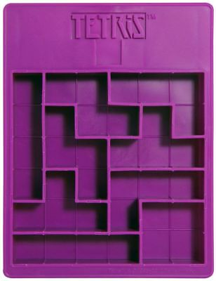 Tetris - Ice Cube Mould silicone-form NEW PRODUCT