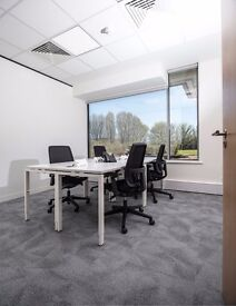 Brand new office space for rent. Bristol Almondsbury Business Park. 4 people.