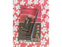 Wireless USB WiFi Adaptor - Windows, Mac, Linux, Raspberry Pi compatible