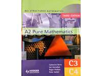 MEI Structured Mathematics A2 Pure Mathematics C3, C4