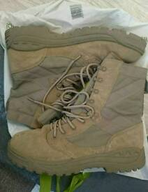 Desert magnum boots