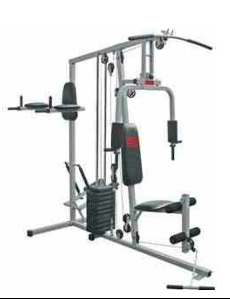 Pro power station home multi gym in forfar angus