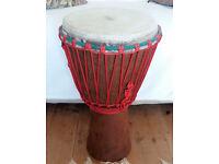Real african drum, Kambala - Bassam djembe