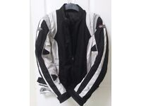 Ladies Motorcycle Jacket (Size 10/12)
