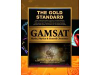 GAMSAT Maths, Physics & General Chemistry Textbook (Book 2 of 3)