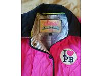 pink pauls boutique coat