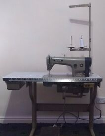 FULLY SERVICED JAPANESE INDUSTRIAL SEWING MACHINE BY BROTHER