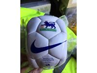 Genuine New Nike Premier League Football