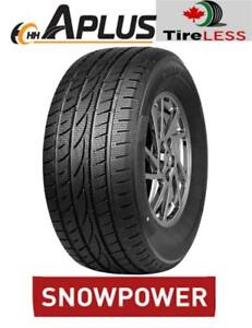 WOW ! PNEU 4 SAISONS NEUF ! 25%--40% DE RABAIS / BRAND NEW 4 SEASONS TIRES ! 25% to 40% OFF APLUS BRAND