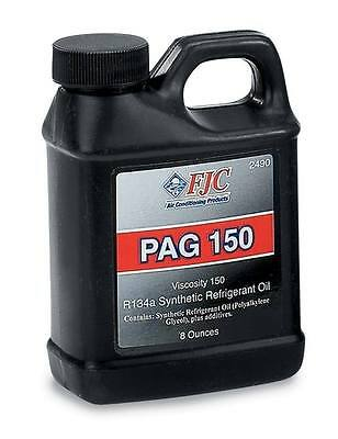 3 PACK - PAG 150 #2490 (8 oz) A/C Compressor Oil - A/C System Oil