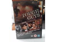 Tough Guys Collection - The Wild One/The Harder They Fall/Cape Fear/Spartacus