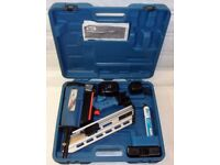 First fix Nail Gun gas Nailer Cleaned & serviced D90s uses paslode gas & nails