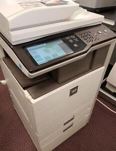 SHARP Color Copier Scanner Fax Machines Copy machine Colour Laser Printer Multifunction Copiers Photocopier for Sale