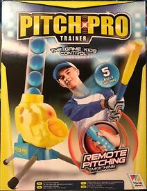 Pitch pro trainer