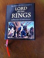 The Lord of the Rings Pocket Companion
