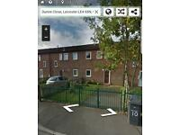 3 bed council house wants a 2 bed house in leicester or Leicestershire area