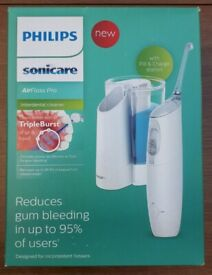 Philips Sonicare AirFloss Pro Interdental Cleaner
