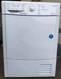 Indesit 8KG condenser dryer free delivery